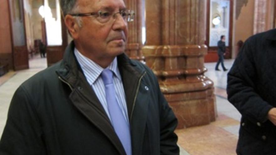 Miguel Bernad, Secr.Gral.De Manos Limpias