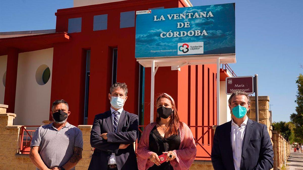 Presentación de 'La ventana de Córdoba'.