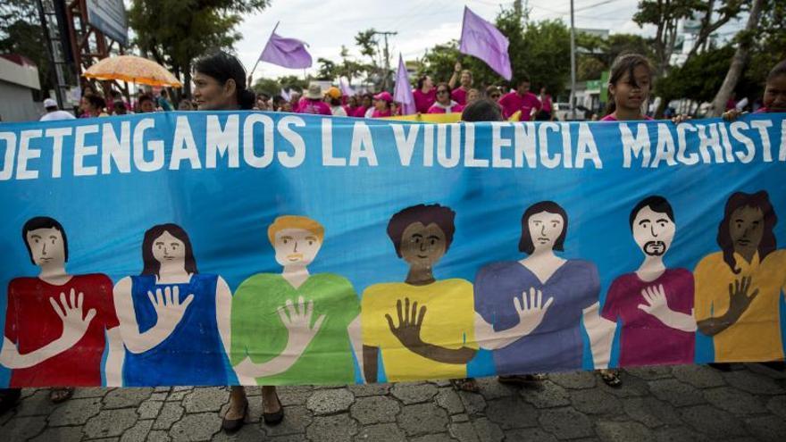 La violencia machista cobra su víctima número 45 del año en Nicaragua