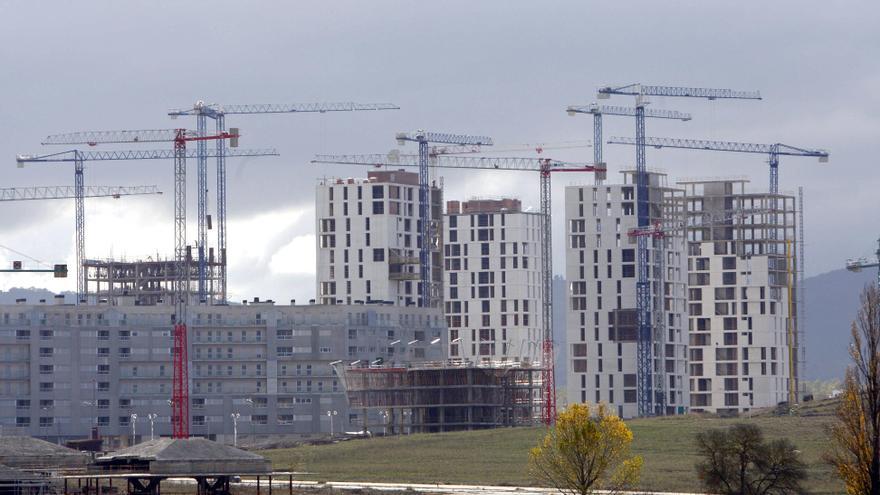 El precio de la vivienda bajó un 11,3 por ciento en 2012, según Tinsa