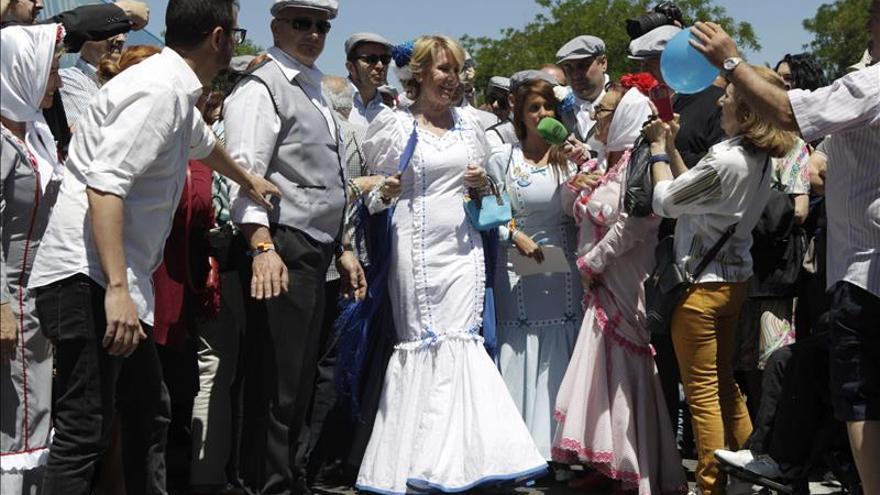 Aguirre, castiza entre castizos