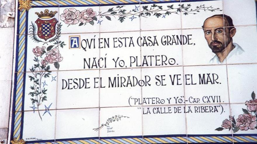 """Moguer conmemora el centenario de """"Diario de un poeta recién casado"""""""