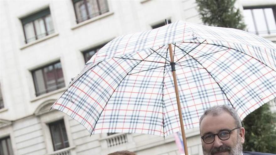 """Susana Díaz: """"Algunos decían defender a Cataluña, pero se defendían a ellos mismos"""""""