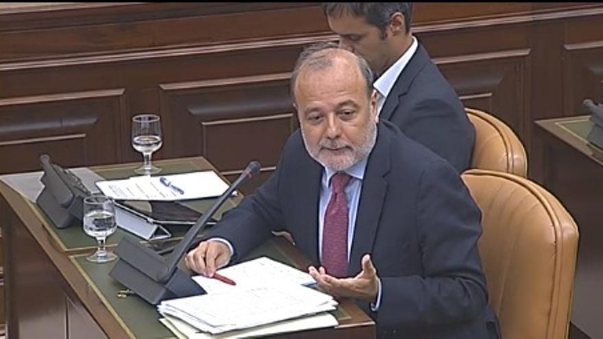 José A. Torres Mora, diputado del PSOE