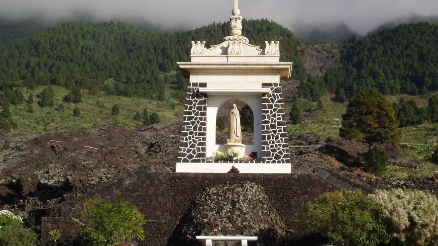 Monumento a la Virgen de Fátima