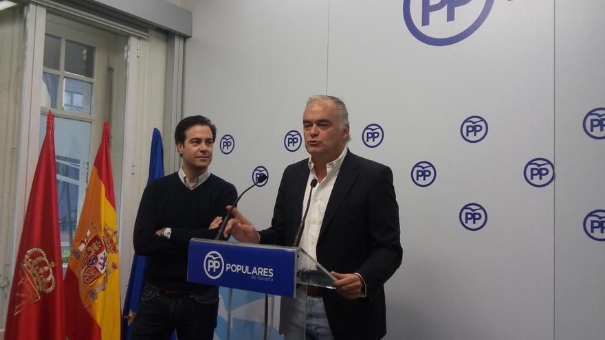 """González Pons: """"Unidos Podemos son los comunistas de toda la vida pero con otro nombre"""""""