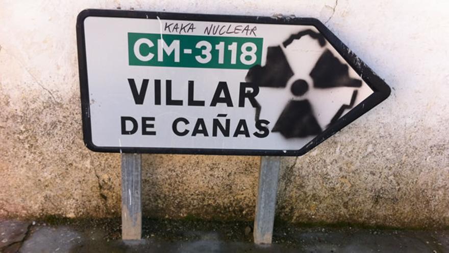 La Justicia avala anular el plan urbanístico de Villar de Cañas que incluye el silo nuclear