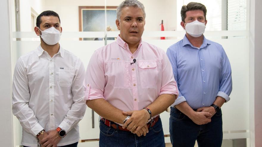 Las autoridades colombianas investigan el atentado contra Duque, aún sin autoría