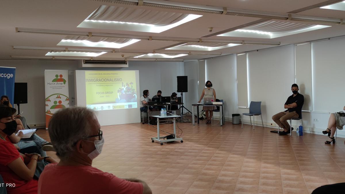 Focus Group Periodismo y Migraciones