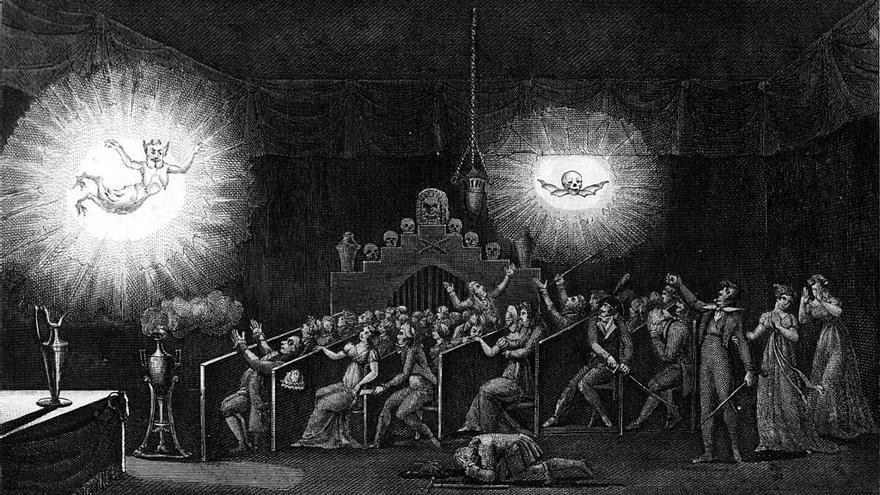 Mémoires récréatifs, scientifiques et anecdotiques (1831) | E.G. Robertson