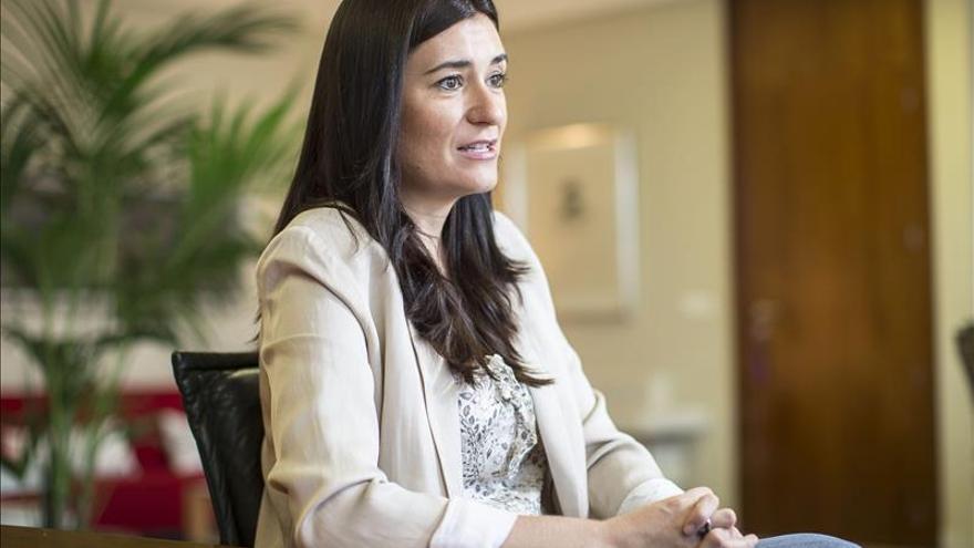 Carmen Montón (PSOE) cree que el PP es un partido muy peligroso para las mujeres