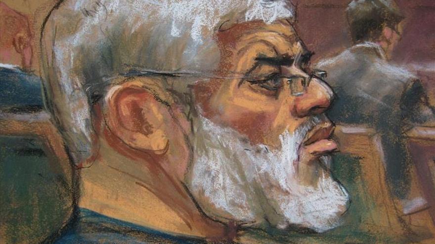 El imán radical Abu Hamza, condenado a cadena perpetua en Estados Unidos