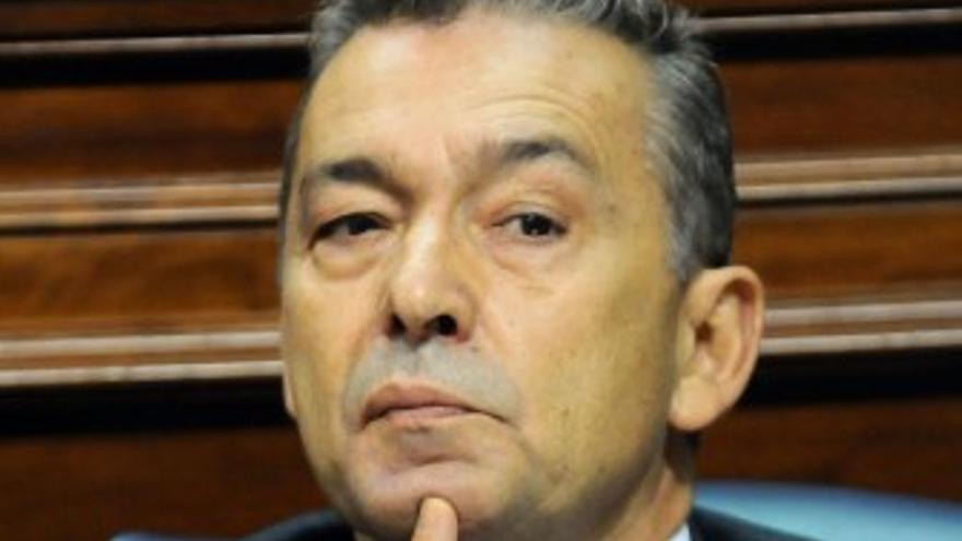 Paulino Rivero. (ACFI PRESS)