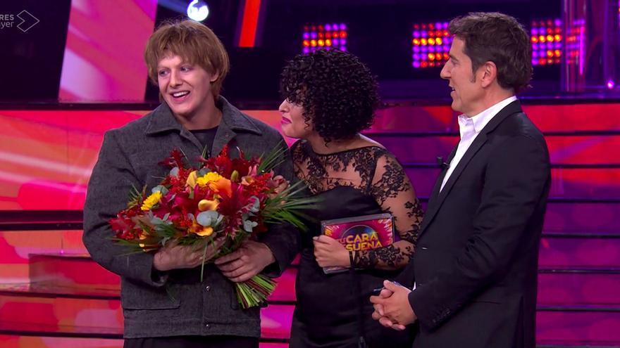 Jorge González, primer finalista de 'Tu cara me suena 8'