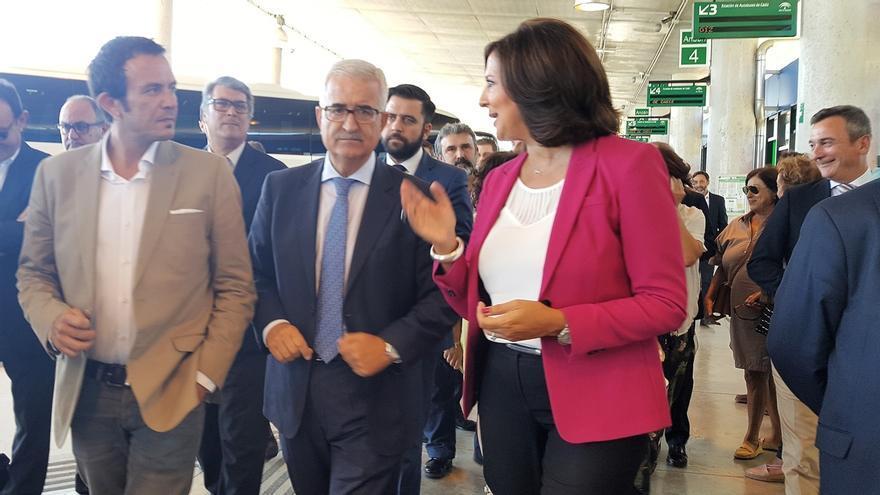 """Gobierno andaluz quiere """"firmeza"""" para que se restaure la legalidad"""" en el territorio español"""