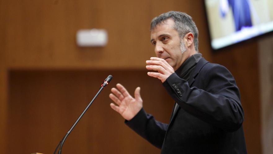 Ramiro Domínguez es el actual delegado territorial de Ciudadanos en Aragón