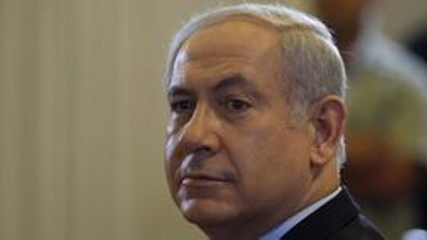 Benjamin Netanyahu, primer ministro israelí. (REUTERS)