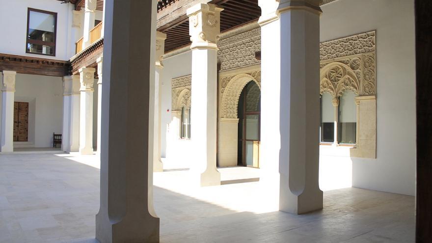 Más de 4.000 personas ya han visitado el Palacio de Fuensalida desde que abrió al público en el mes de agosto