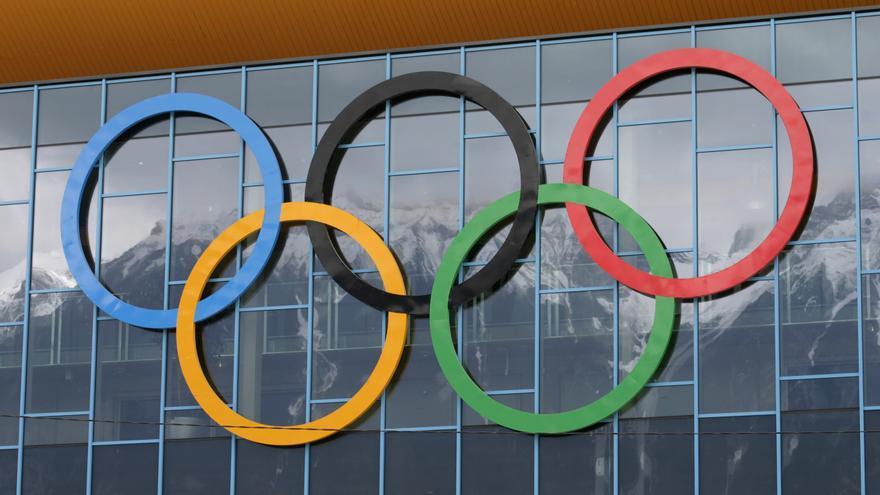El símbolo olímpico / Pxhere.com