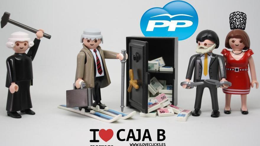 I love Caja B