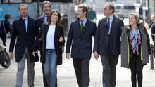 """Casado pide que """"nadie experimente con un voto"""" y apela a una España unida"""