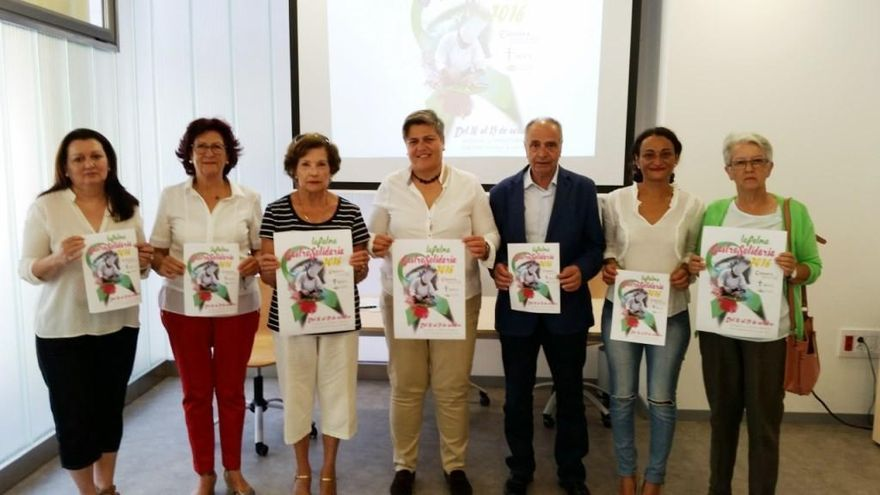 Acto de presentación de 'La Palma Gastrosolidaria 2016'