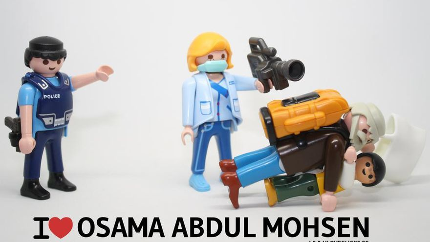 I love Osama Abdul Mohsen