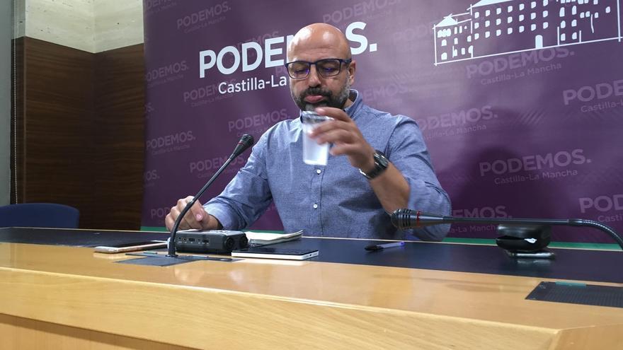 Un total de 4.585 inscritos en Podemos C-LM ha participado en la consulta sobre el pacto con Page