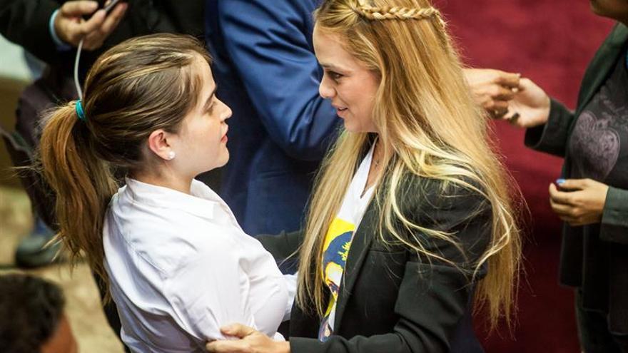 Arias y Walesa claman por la libertad de López a dos años de su encarcelamiento