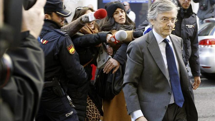 """Jorge Trías declara hoy como testigo por los """"papeles de Bárcenas"""""""