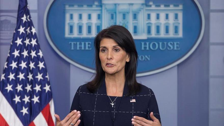 EE.UU. dice que avanza la negociación para ampliar las sanciones a Corea del Norte