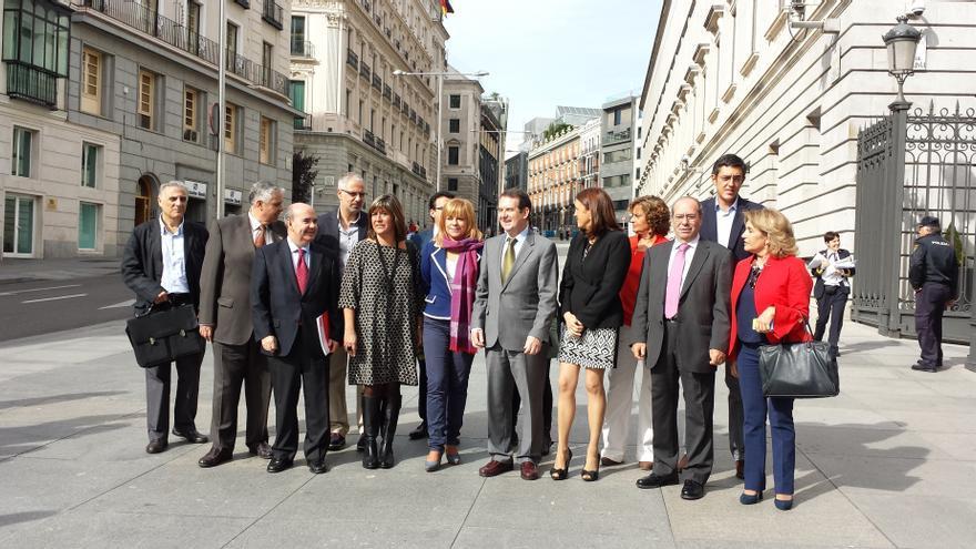 """El PP rechaza comparecencias sobre la reforma local en el Congreso y el PSOE deduce que es por """"mala conciencia"""""""
