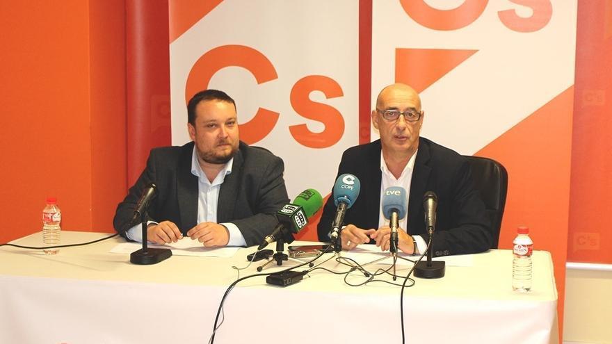 Ciudadanos teme que el Gobierno se apoye en Carrancio para aprobar los presupuestos