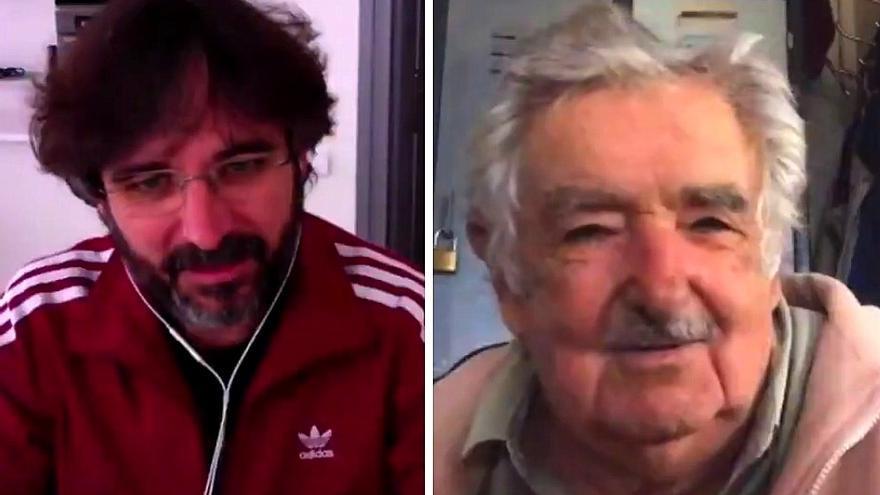 """La entrevista a José Mujica que """"cambió el estado de ánimo"""" de Évole y """"nos puede ayudar"""" ante la cuarentena"""