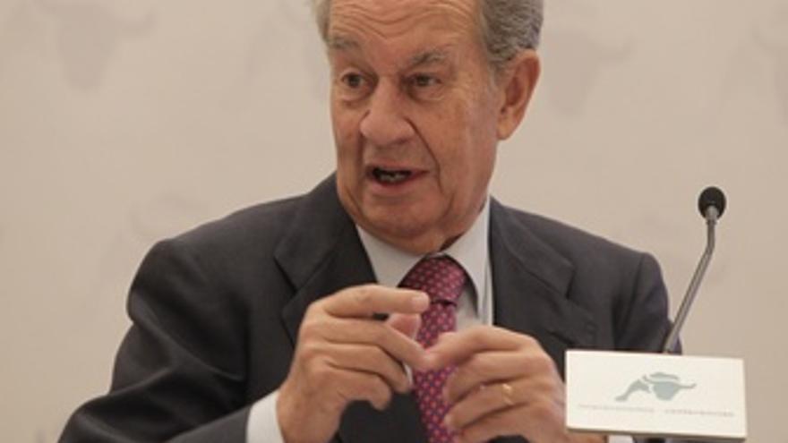 Presidente Del Grupo Villar Mir, Juan Miguel Villar Mir.