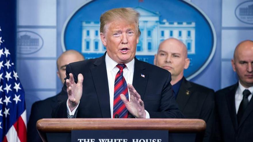 Trump bate el récord con el cierre administrativo más largo de la historia