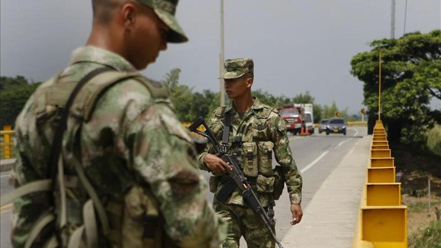 Mueren otros siete guerrilleros de las FARC en una operación militar en Colombia