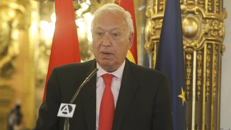Margallo presenta este martes en Berlín la Marca España a través de un espectáculo en 3D de video en Potsdamer Platz