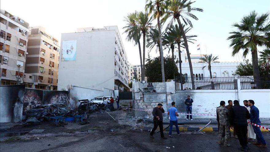 Muerto a tiros un dirigente de las tropas de Hafter en este de Libia