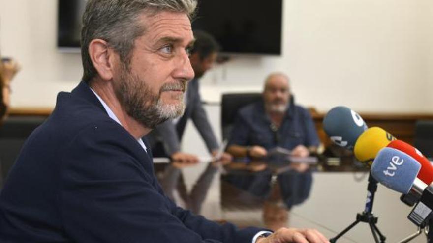Javier Ceruti, portavoz de Cs en Santander y concejal de Urbanismo. | AYUNTAMIENTO DE SANTANDER