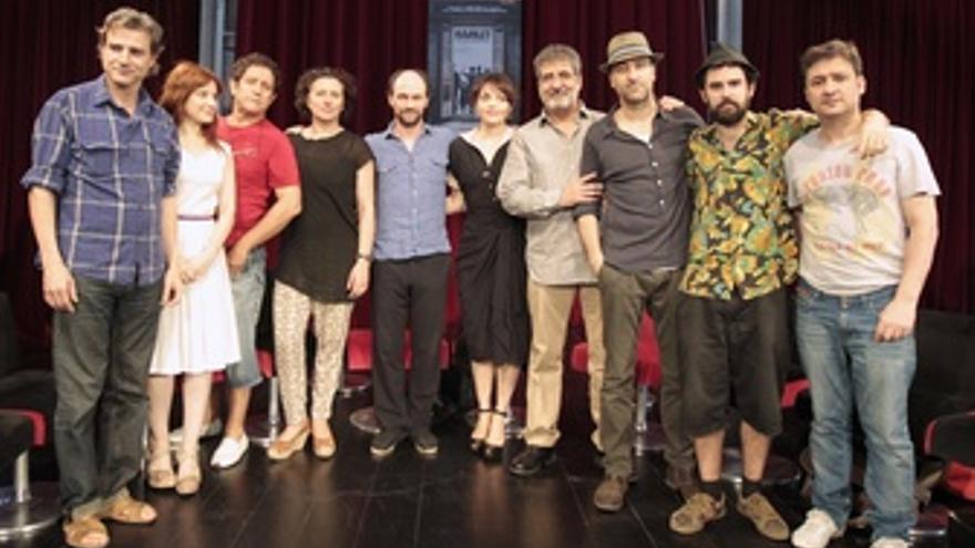 Los Actores Con Los Directores