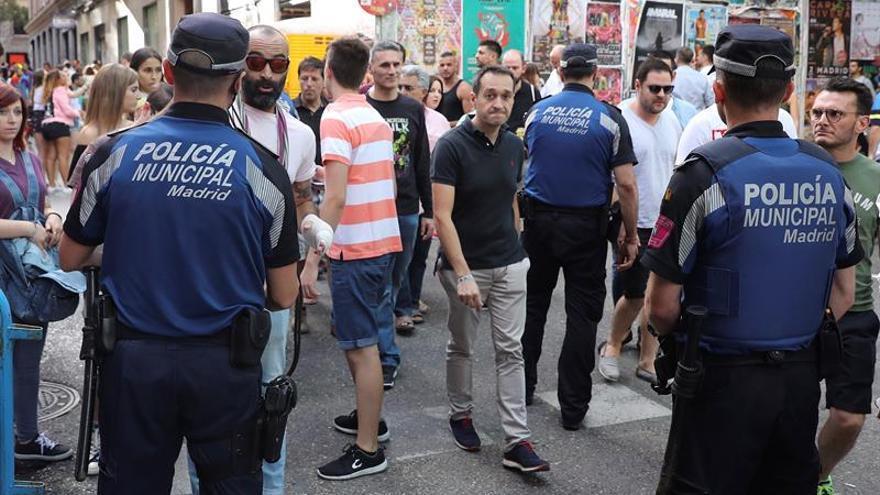 El Ayuntamiento de Madrid se ratifica en su intención de no tener antidisturbios