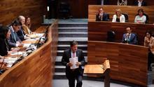 Fernández cierra su ciclo en Asturias con un presupuesto pactado con Podemos