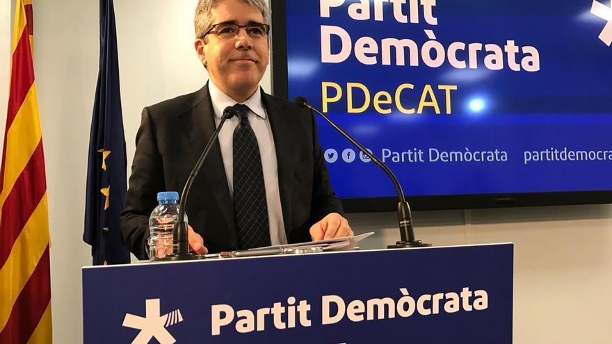 """Francesc Homs califica a la Audiencia Nacional de """"cobarde"""" y pide la liberación de los presos"""