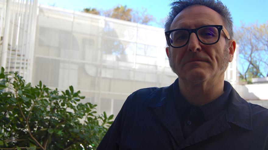 José Luis Cienfuegos, director del Festival de Cine de Sevilla