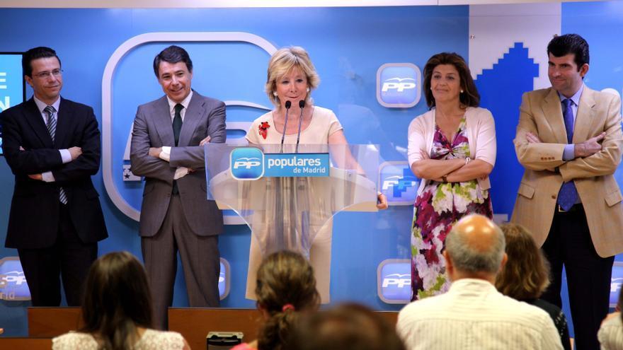 """Aguirre dice que el presidente de Seeliger y Conde debe de ser un buen cazacerebros"""" porque ha """"cazado"""" el suyo"""
