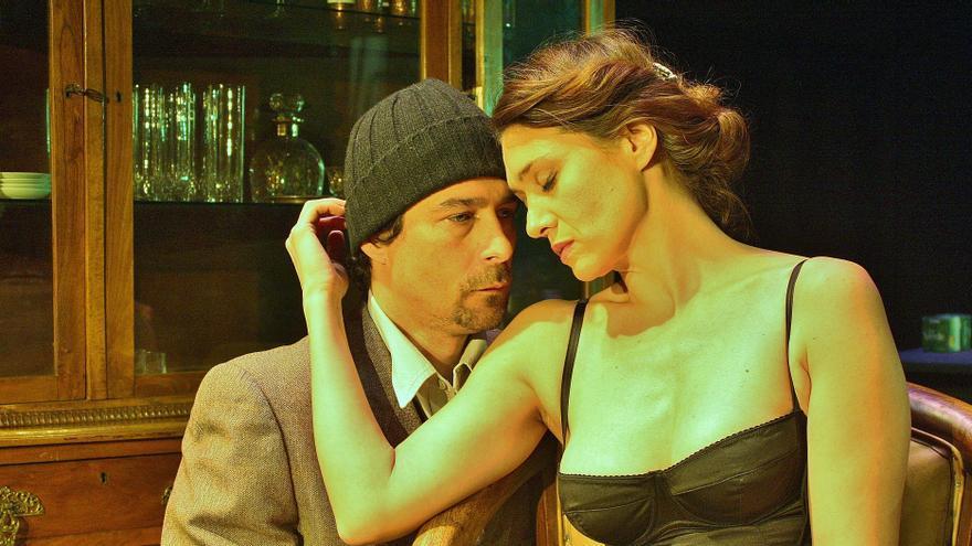 María Botto y Roberto Drago protagonizan 'Rudolf' en el CNC-Sala Mirador.