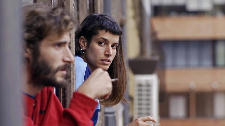 Fotograma de 'Yo la busco', primera película de Sara Gutiérrez.