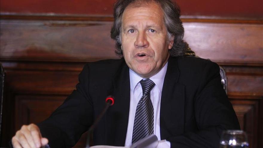 """Almagro: """"El acuerdo sobre víctimas era el más complejo de la paz en Colombia"""""""