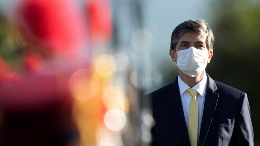 El ministro de Salud de Brasil dimite con la pandemia en plena aceleración